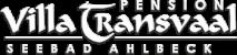 Pension Villa Transvaal - Urlaub im Seebad Ahlbeck